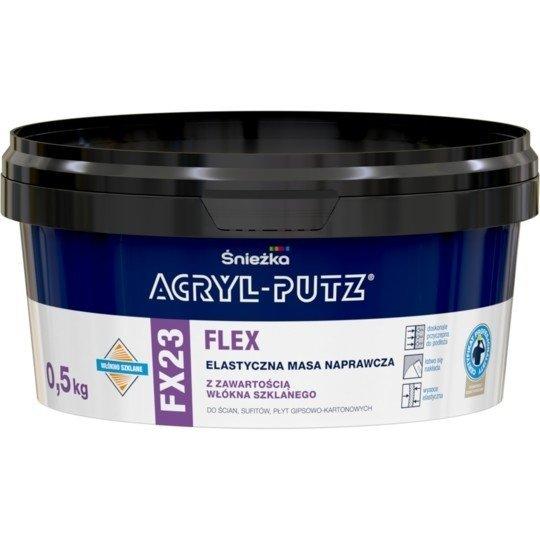 Acryl-Putz Masa naprawcza FX23 Flex 0,5kg szpachla włókno szklane