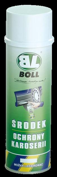 BOLL Baranek Spray Środek konserwacji BIAŁY 0,5L ochrony karoserii