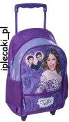 Plecak na kółkach Trolley Violetta