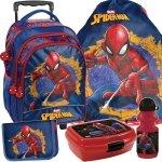 Plecak na Kółkach do Szkoły Spiderman dla Chłopaka [SPU-300]