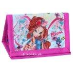 PORTFEL Dziecięcy WINX Fairyy Flora dla dziewczynek [WXB-002