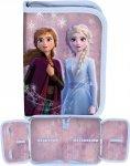 Piórnik Frozen Kraina Lodu Szkolny dla Dziewczyny [DOE-001BW]
