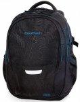 Plecak CoolPack CP Młodzieżowy Szkolny TOPOGRAPHY BLUE [B02003]