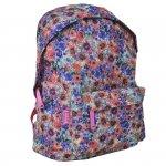 Plecak Szkolny RETRO VINTAGE Młodzieżowy dla Dziewczyny 15-220L