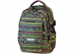Plecak CP Szkolny CoolPack Młodzieżowy Factor Boho 64880CP