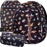 Dziewczęcy Plecak Cp CoolPack dla Młodzieży Origami [B25042]
