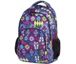 Plecak CP CoolPack Szkolny Młodzieżowy Fioletowy 60615CP