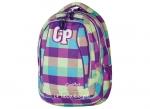 Plecak 2w1 Młodzieżowy CP CoolPack Szkolny w Kratkę 59893CP