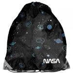 Worek z logo NASA na Strój Sportowy Obuwie Kapcie [PP21NS-712]