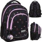 Myszka Mini Plecak Minnie BackUP Szkolny Młodzieżowy Czarny [PLB3XMM67]