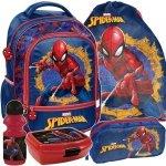 Plecak SpiderMan do Szkoły Zestaw dla Chłopaka [SPU-260]