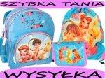 Plecak szkolny Piórnik Worek gimnastyczny Wróżka Wróżki Dzwoneczek Zestaw DDZ-157