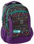 Plecak Młodzieżowy Szkolny dla Dziewczyny Aztecki Wzór [18-2808CP]