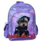 Plecak dla Dziewczyny Szkolny z Pieskiem Psem Szkolny [605496]