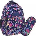 Plecak BackUp Młodzieżowy Szkolny Zestaw [PLB1H7]