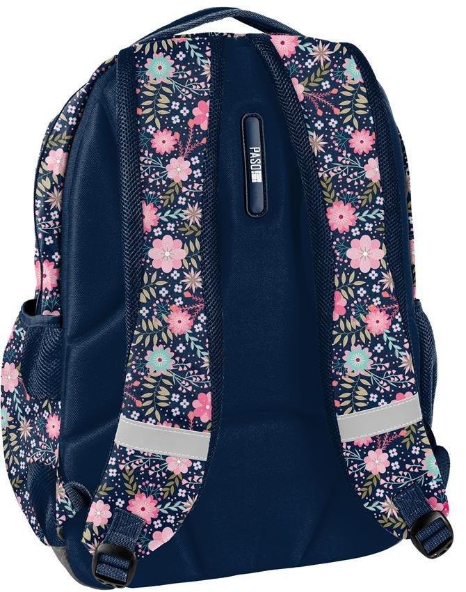 5a93c60fb822e Duży Plecak Młodzieżowy Zestaw Szkolny dla Dziewczyny [PPMZ19-2706 ...