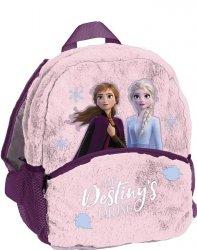 Pluszowy Plecak Przedszkolny Plecaczek Kraina Lodu [DOE-305]