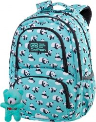 CoolPack Plecak w Pandy CP dla Dziewczyn Spiner Szkolny Pandas [C01175]