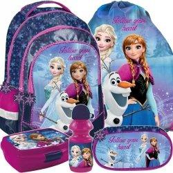 Plecak dla Dziewczyny Szkolny Kraina Lodu [DOZ-181]