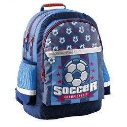 Plecak Szkolny z Piłką Football Soccer do Szkoły dla Chłopaka