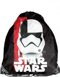 Worek Star Wars Szkolny na Wf Obuwie Kapcie Chłopięcy [STO-712]