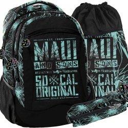 Plecak dla Chłopaka Młodzieżowy Szkolny Maui&Sons [MAUD-2808]