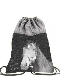 Worek Koń Konie na Obuwie Buty dla Dziewczyny [PP19KO-713]