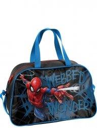 Torba Spider-Man dla Chłopaka Sportowa Podróżna [SPL-074]