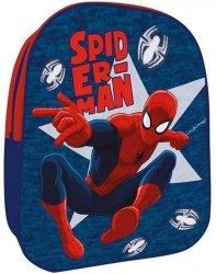 Spiderman Plecaczek 3D Plecak Przedszkolny dla Chłopca [607101]