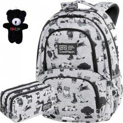 Cp CoolPack Plecak w Małe Pieski dla Dziewczynki Spiner DOGGIES [C01180]