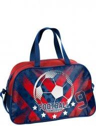 Torba Football dla Chłopaka Sportowa Piłka Nożna [18-074FL]