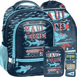 Plecak Maui do Szkoły dla Uczniów na Zajęcia Szkolne [MAUL-260]