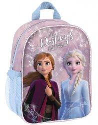 Plecak Kraina Lodu 3D dla Dziewczynki na Wycieczki do Przedszkola [DOE-503]