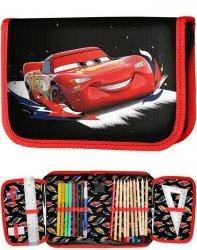 Piórnik Zygzak Cars Auta dla Chłopaka Szkolny [DSB-001]