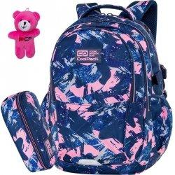 CP CoolPack Plecak dla Dziewczyny Młodzieżowy PINK STROKES [C02187]