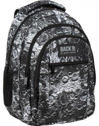 BackUP Plecak Młodzieżowy Szkolny Kratery Księżyca [PLB3O49]