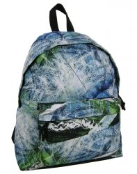 Chłopięcy Plecak Vintage Młodzieżowy Szkolny [16J 09]