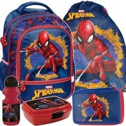 Plecak Szkolny SpiderMan dla Chłopaka [SPU-260]
