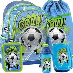 Plecak dla Chłopaka z Piłką Zestaw dla Chłopaka [PP19PI-081]