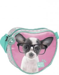Torebka z Pieskiem Pies Torebeczka dla Dziewczynki [PTD-404]