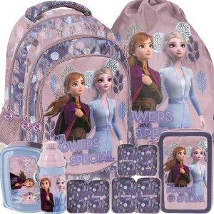 Plecak dla Dziewczynki Frozen Kraina Lodu 2 Szkolny Paso [DOG-181]