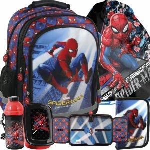 Spider Man Plecak dla Chłopaków Szkolny Modowy [PL15BSM13]
