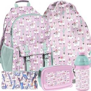 Plecak w Lamy dla Uczennicy Szkolny Duży [PP19LA-810]