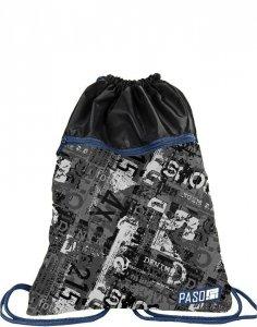Duży Worek na Obuwie Buty Kapcie dla Chłopaka [PPME19-713]