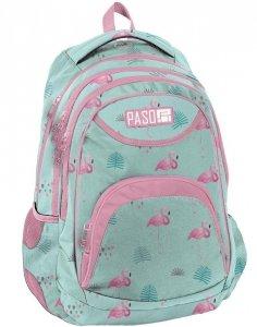 Flamingi Plecak Młodzieżowy Szkolny [PPLF19-2708/16]