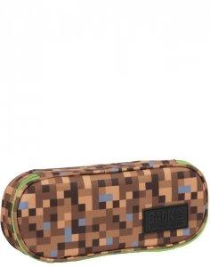 Minecraft Piórnik Szkolny dla Gracza Piksele Etui Gra Gry [PB3A68]