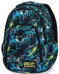 Młodzieżowy Plecak CP CoolPack SCRIBBLES dla Chłopaka USB [B18031]