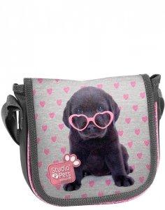 Torebeczka Labrador dla Dziewczynki z Pieskiem Torebka [PTB-302]