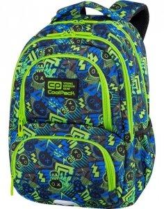 Spiner CoolPack Plecak CP dla Chłopaka  Szkolny XO SKULL [C01194]