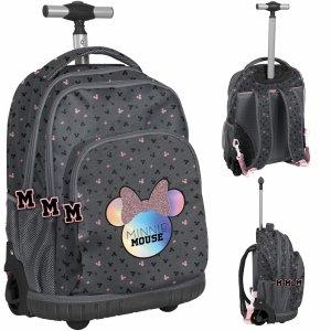 Plecak z Kołami Myszka Minnie dla Dziewczyny [DMNA-671]